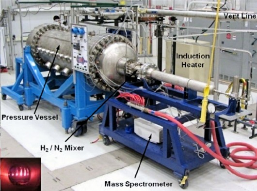 NASA team pushing towards thermal nuclear propulsion systems