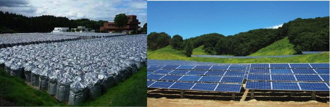 Fukushima, Japan Rebuilding Communities with Solar, Commits to 100