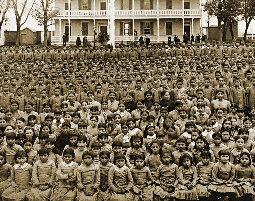 american indian boarding schools essay Native american boarding schools essay sample native americans have had a long and difficult experience since the europeans had arrived to their land they had relocated the natives, committed a genocide on them, and even reeducated them to forget their culture.